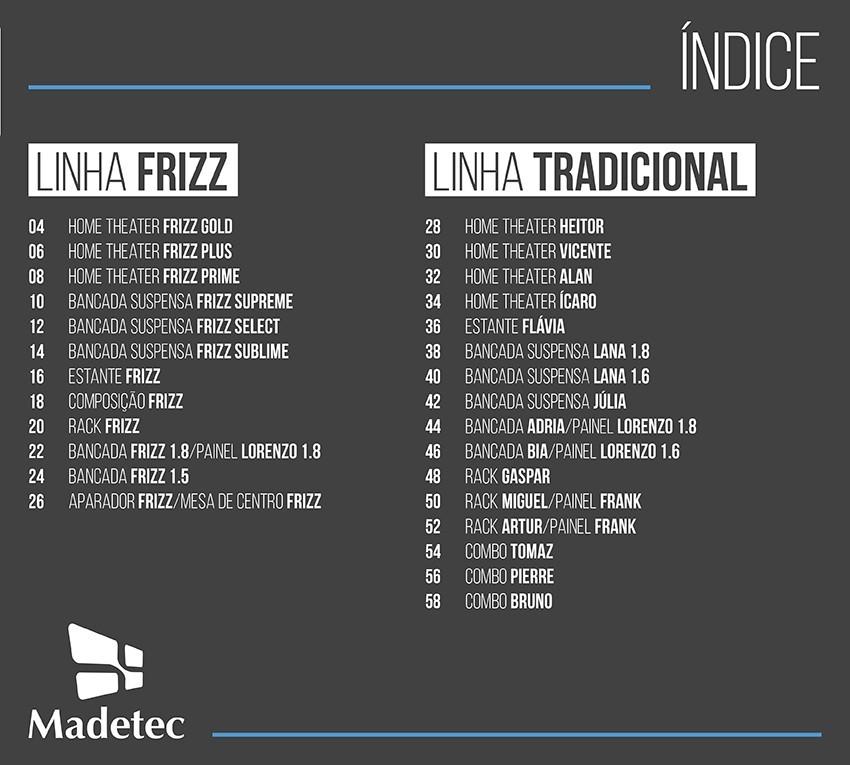 Página 3 - Catalogo 2020 - Catalogo - Madetec